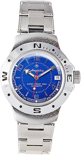 Фото «Российские механические наручные часы Восток 60007»