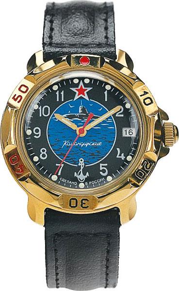 Мужские российские часы в коллекции Командирские Классика Восток
