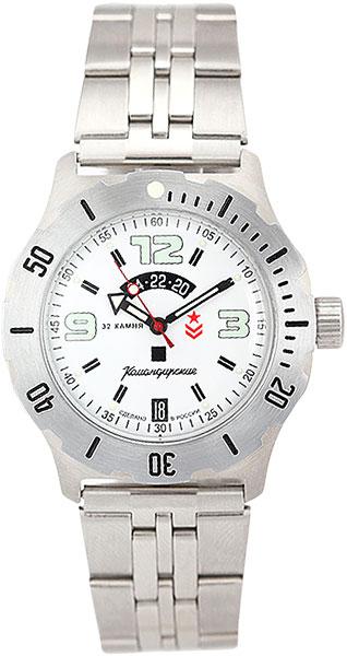 Мужские часы Восток 350606 equte bpew17c6 retro tone green leaf cuff bracelet purple golden white