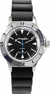 Часы восток амфибия 86492