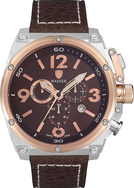 цена  Мужские часы Wainer WA.10770-A  онлайн в 2017 году
