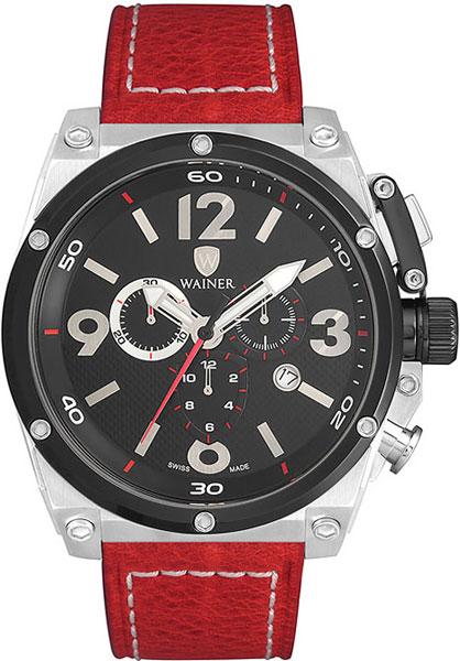 цена  Мужские часы Wainer WA.10770-D  онлайн в 2017 году