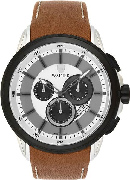 Мужские часы Wainer WA.10777-C цена и фото