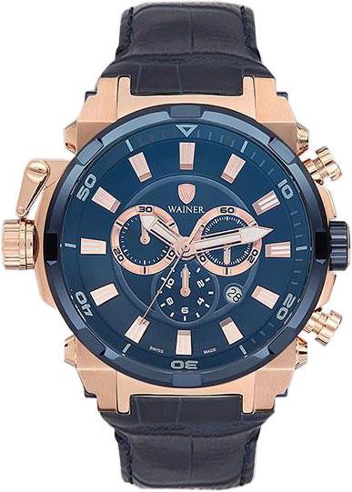 цена Мужские часы Wainer WA.10780-A онлайн в 2017 году