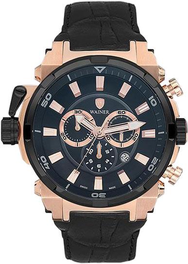 Мужские часы Wainer WA.10780-C цена и фото