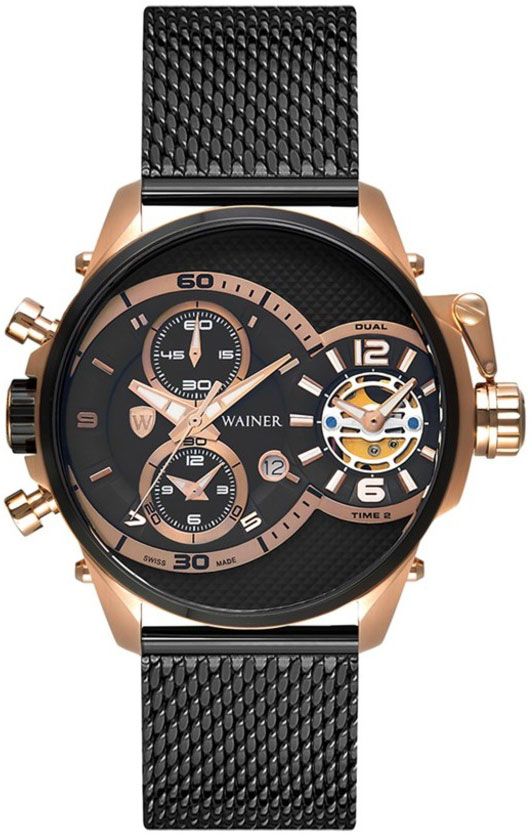 Мужские часы Wainer WA.10882-A туфли betsy betsy be006awfpnd2