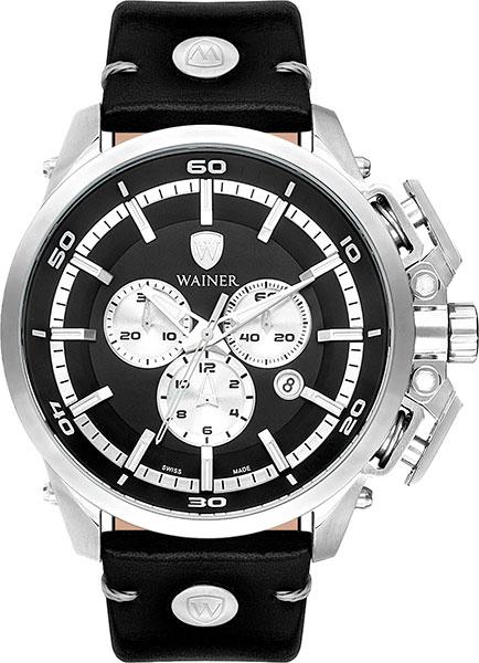 Мужские часы Wainer WA.10888-D мужские часы wainer wa 16777 d