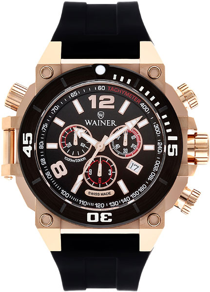 Мужские часы Wainer WA.10920-H все цены