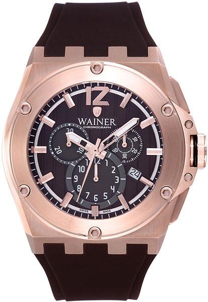 Мужские часы Wainer WA.10940-G wainer wa 10940 b wainer