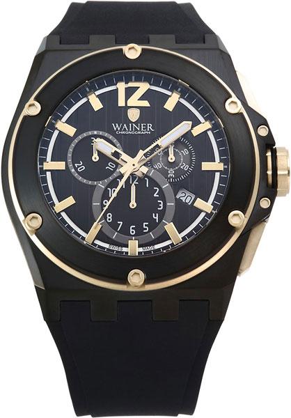 Мужские часы Wainer WA.10940-H wainer wa 10940 b wainer