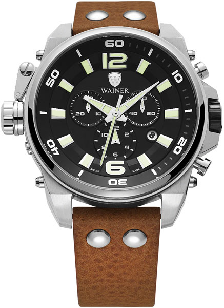 Мужские часы Wainer .10980-