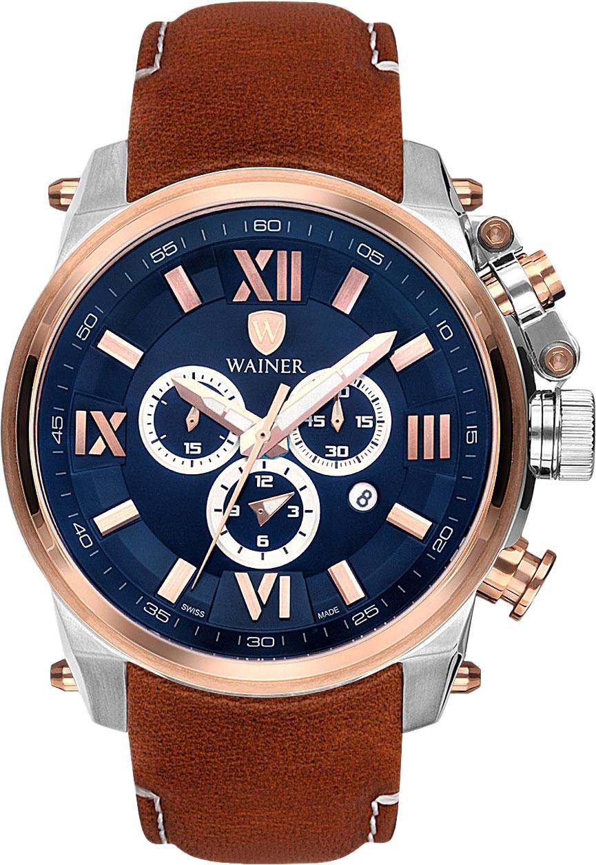 Мужские часы Wainer WA.10991-E все цены