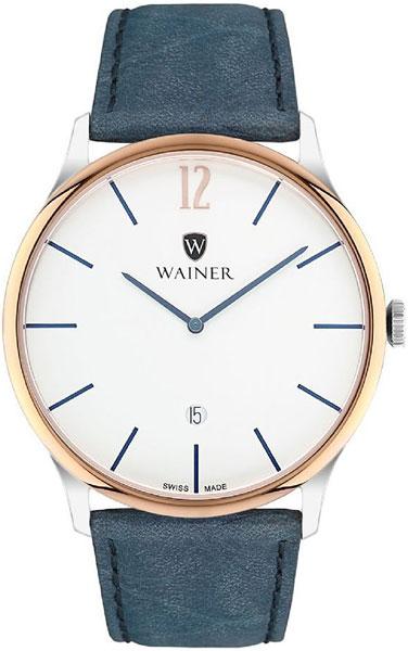 лучшая цена Мужские часы Wainer WA.11011-F