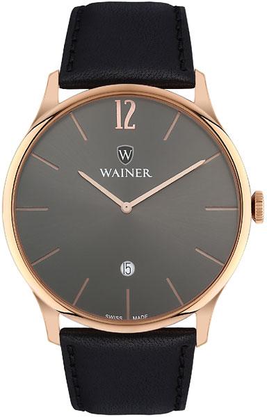 Мужские часы Wainer WA.11011-D Мужские часы Romanson DL5146SMW(WH)