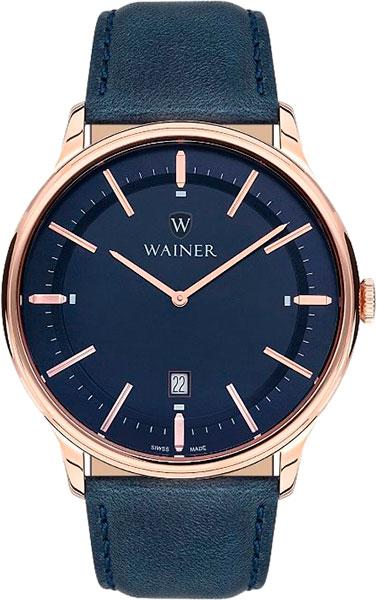 Мужские часы Wainer WA.11011-K цена и фото