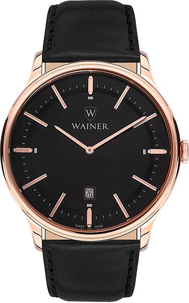Мужские часы Wainer WA.11011-L цена и фото