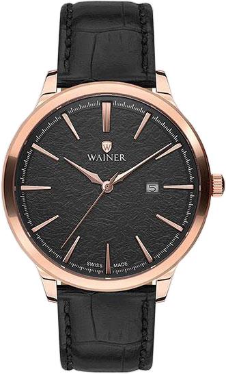 Мужские часы Wainer WA.11022-D мужские часы wainer wa 10945 d