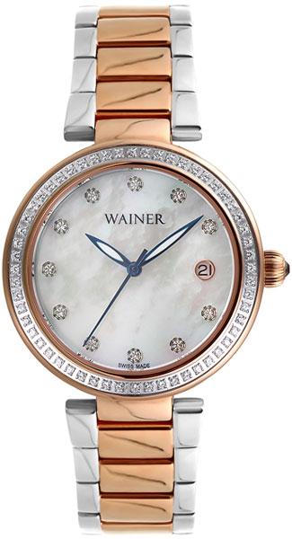 купить Женские часы Wainer WA.11066-D по цене 24990 рублей