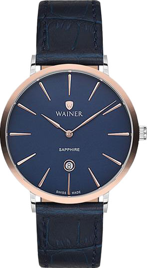 цена Мужские часы Wainer WA.11088-B онлайн в 2017 году