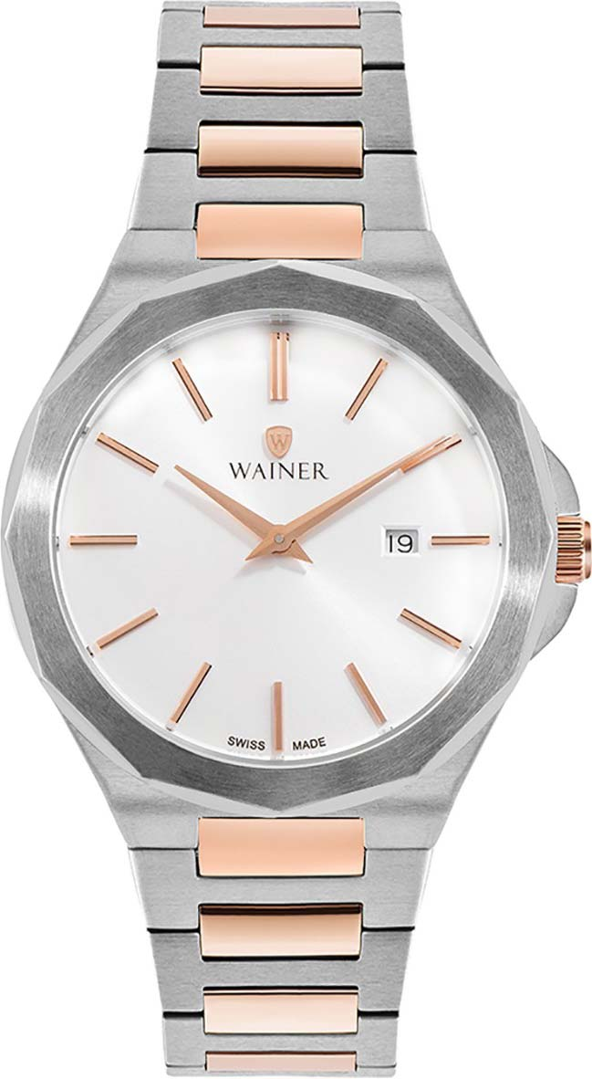 Мужские часы Wainer WA.11144-C мужские часы wainer wa 10920 c
