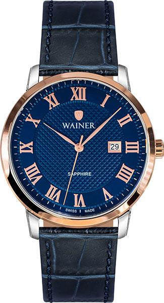 Мужские часы Wainer WA.11277-B купить швейцарскую косметику