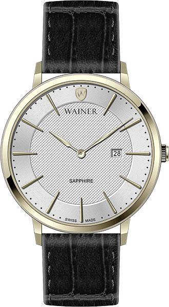 Фото - Мужские часы Wainer WA.11411-A бензиновая виброплита калибр бвп 13 5500в
