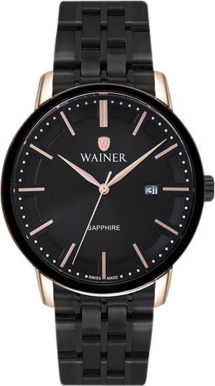 Мужские часы Wainer WA.11488-A Женские часы Слава 6231485/2025