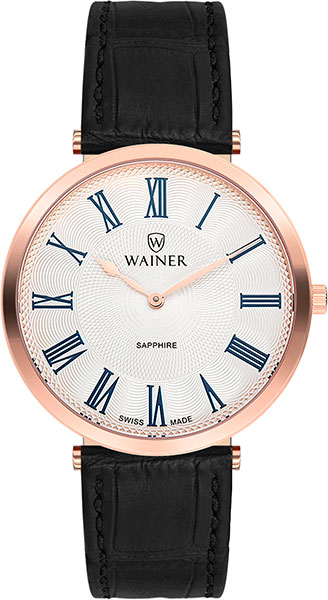 Мужские часы Wainer WA.11594-A wainer wainer wa 14008 a