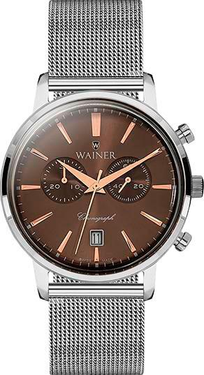 Мужские часы Wainer WA.11645-D мужские часы wainer wa 10945 d