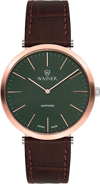 Мужские часы Wainer WA.11694-B мужские часы wainer wa 11694 c