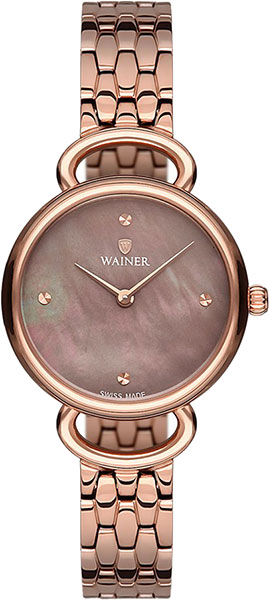 Женские часы Wainer WA.11699-D часы женские швейцарские наручные