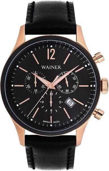 Мужские часы Wainer WA.12428-K цена и фото