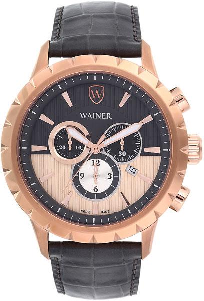 Мужские часы Wainer WA.12440-G цена