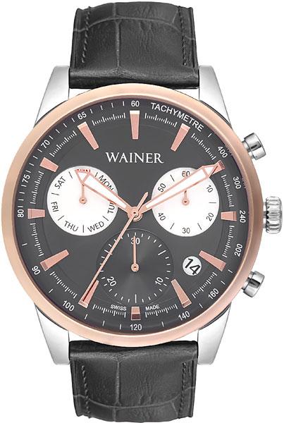 Мужские часы Wainer WA.12620-A wainer wainer wa 14008 a