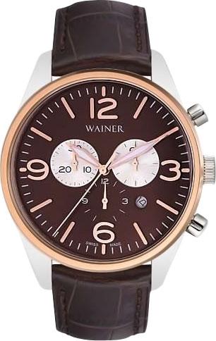 Мужские часы Wainer WA.13426-N все цены