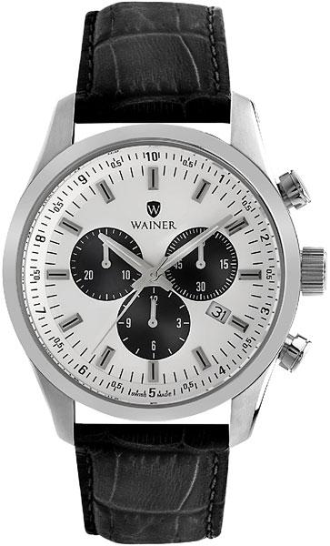 цена Мужские часы Wainer WA.13444-E онлайн в 2017 году