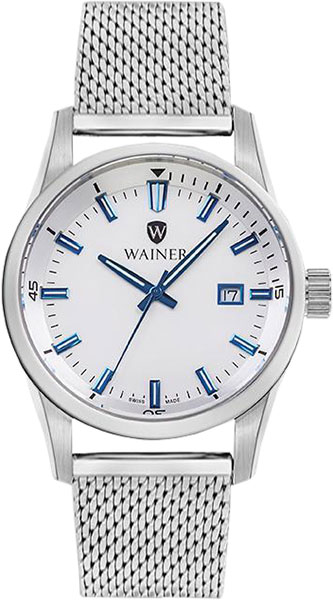 лучшая цена Мужские часы Wainer WA.13488-D