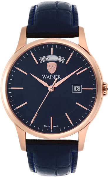 Мужские часы Wainer WA.14288-E-ucenka все цены