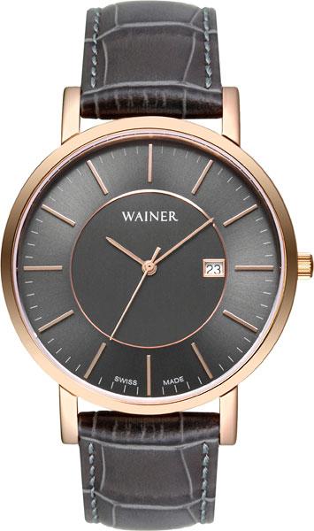 цена Мужские часы Wainer WA.14711-B онлайн в 2017 году