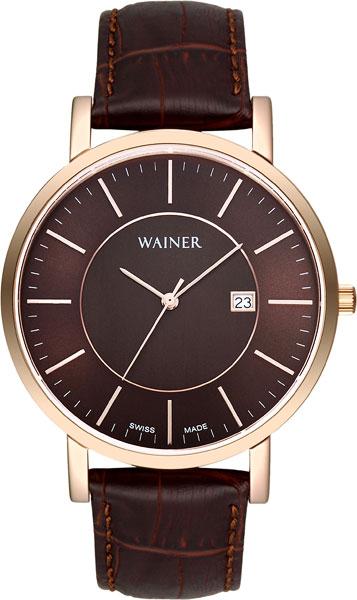 Купить Наручные часы WA.14711-D  Мужские наручные швейцарские часы в коллекции Wall Street Wainer