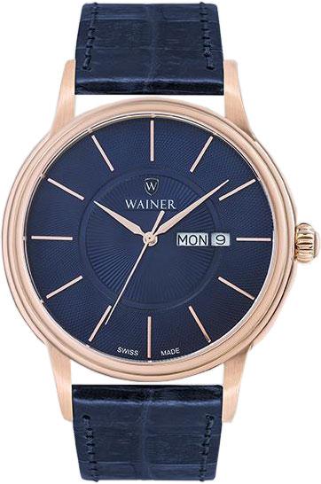 Мужские часы Wainer WA.14922-A wainer wainer wa 14008 a