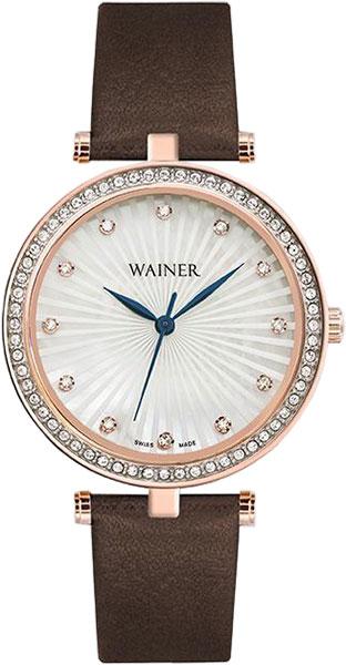 купить Женские часы Wainer WA.15482-C по цене 12610 рублей