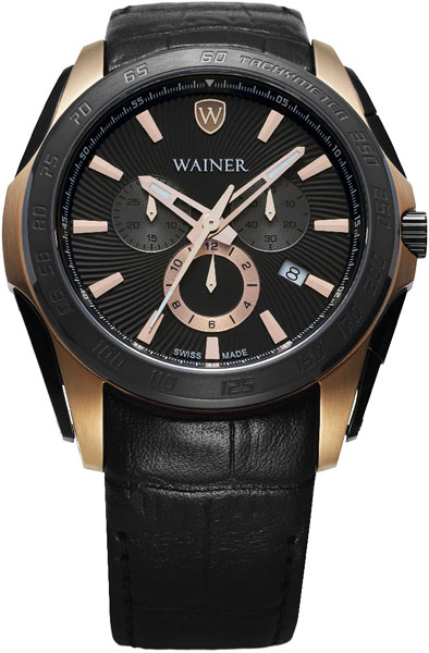 Мужские часы Wainer WA.16578-A wainer wainer wa 14008 a