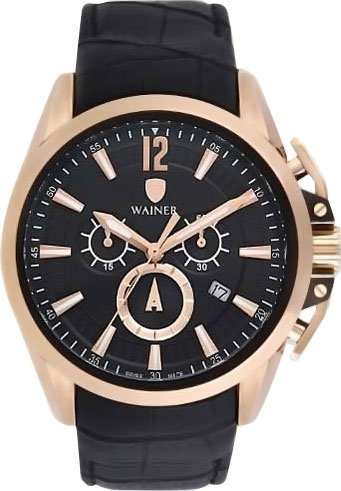Мужские часы Wainer WA.16777-D цена и фото