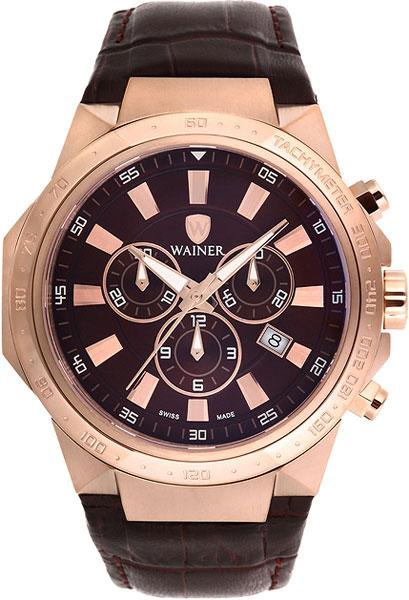 Мужские часы Wainer WA.16800-E цена