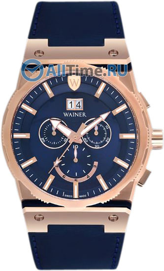 Мужские часы Wainer WA.16804-B