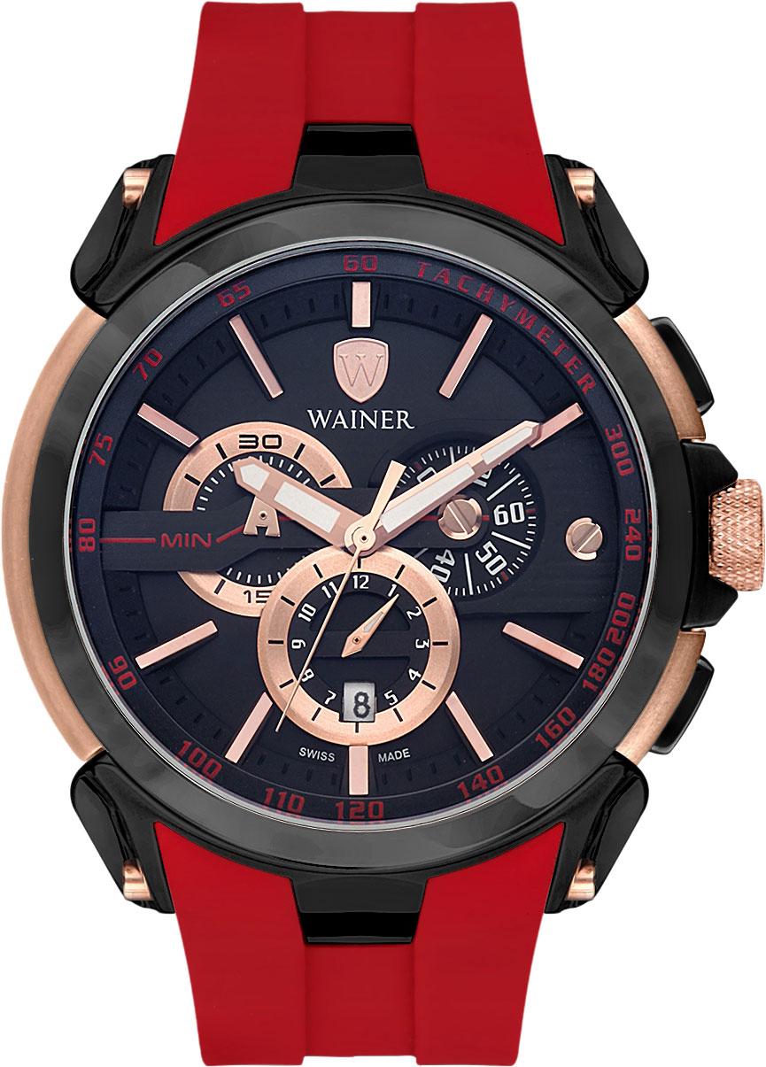 Мужские часы Wainer WA.16910-D мужские часы wainer wa 10945 d