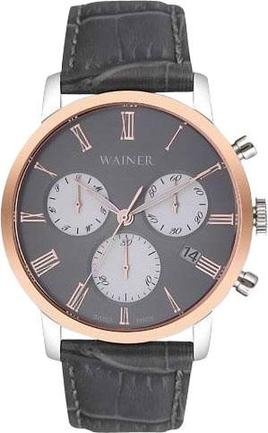 цена Мужские часы Wainer WA.17060-E онлайн в 2017 году