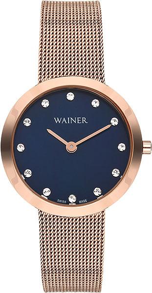 Фото - Женские часы Wainer WA.18048-A1 бензиновая виброплита калибр бвп 13 5500в