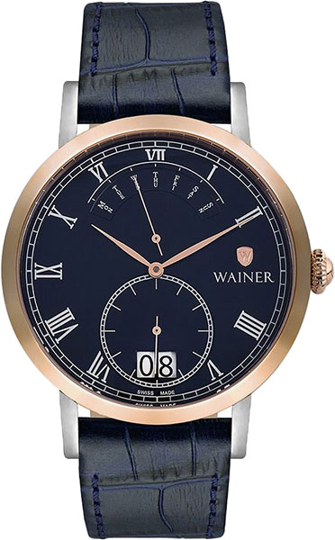 Мужские часы Wainer WA.18101-A все цены